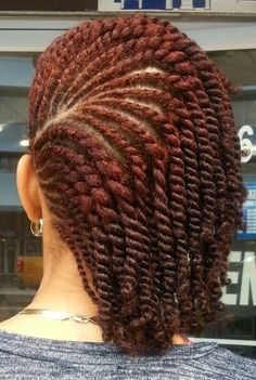 natural braided and twisted hair Flat Twist Hairstyles, New Natural Hairstyles, Braided Hairstyles, Black Hairstyles, Protective Hairstyles, Protective Styles, Hairstyles Haircuts, Dreadlock Hairstyles, Pixie Haircuts