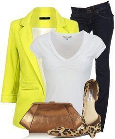 Outfits Elegantes para esta Primavera 13