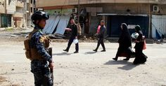 Iraqi residents worry about rebuilding after ISIS is gone #World #iNewsPhoto
