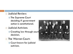 Related image Judicial Review, Supreme Court Cases, Constitution, Image, Bill Of Rights