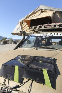 Goal Zero Guardian 12v Solar Recharging Kit