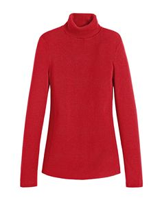 Chico's Darcy Turtleneck - Classic.  Timeless.  Festively Fun with Chico's Jewels...  #chicossweeps