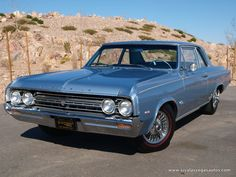 1964 Oldsmobile Cutlass F-85 4-4-2