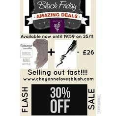 #share #blackfriday #flash #younique #offer  Order now before stock run out!!!