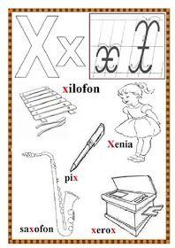 EDUCATIA CONTEAZA : PLANSE CU LITERE - DE COLORAT Printable Alphabet Worksheets, Printables, Word Search, Bts, Words, Print Templates, Horse