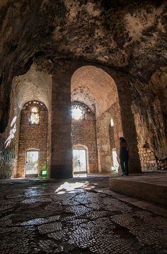 The Church of Saint Peter near Antakya (Antioch), Turkey