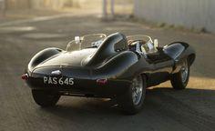 // Jaguar 1955 D-Type