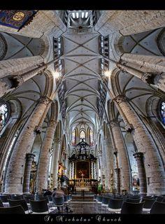 *St Nicholas' Church* by erhansasmaz.deviantart.com on @DeviantArt