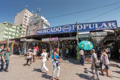 things to do in Rio de Janeiro go to the market