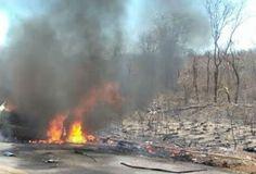 NONATO NOTÍCIAS: Acidente na BR-135 deixa quatro pessoas mortas na ...