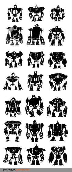 Edwin Rhemrev Robot thumbnails