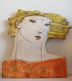 Christy Keeney play with cardboard  lucinda kat self