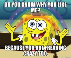 awesome imagination spongebob meme on.html