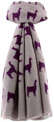 Ethically handmade llama scarf by Sofia Costas at Shop Ethica #artisans #ethicalfashion