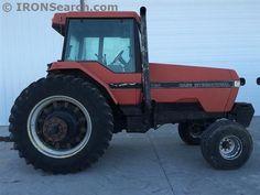 1989 Case IH 7120 Tractor for sale by owner on Heavy Equipment Registry  http://www.heavyequipmentregistry.com/heavy-equipment/16536.htm