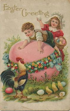 Frohe Ostern..EASTER Greetings.