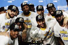 NBA Finals 2017 Bound