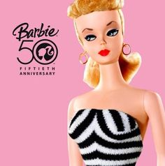 Retro barbie!