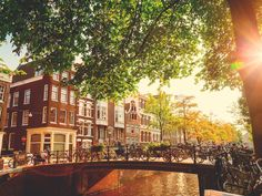 If canals are your thing, head to Amsterdam, where you can get the same walking-over-bridges selfies, minus the gondolas. The red-hot cocktail scene,  cool new hotels like The W and The Waldorf-Astoria, and the world's very first virtual reality theater give plenty of reasons to visit.