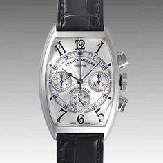 フランク・ミュラーコピー フランクミュラートノウカーベックス クロノグラフ5850CCAT ブランドコピー スーパーコピー 腕時計コピー