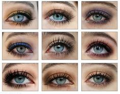 Best makeup colors for green grey uncategorized best makeup colors for blonde hair blue eyes awesome eye green and lovely tutorials makeup tips for blue ...