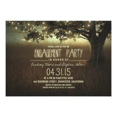 string lights rustic engagement party invitation In our offer link above you will seeReview          string lights rustic engagement party invitation Online Secure Check out Quick and Easy...