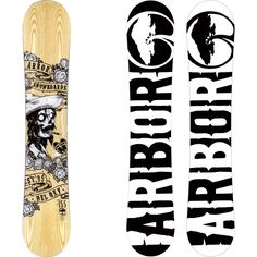 Arbor Del Ray Freestyle Snowboard  $379.95 - Arbor Del Rey Freestyle Snowboard offers rail ready flex and durable construction, with a traditional camber profile for consistent pop and control unlike you'll get from any good rocker design. It will Ollie like a champ. Del Ray is a twin tip snowboard. It has a standard width; it's not too wide and not too narrow. What I like most about it, it's right in the middle of the flex zone. It has a little bit of camber. It's easy to get into turns and…
