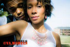 Model: Phil Model: Chametta Nitor Jewelry Photographer: Tammy Pinkston