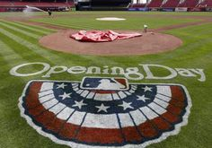 The Reds announced their full Opening Week schedule today