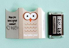 packaging owl