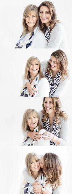 Mother & daughter portrait shoot, so gorgeous! Anna-Kate surprised her mum with a mini session. Amy Agnew Photography