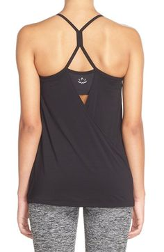 Beyond Yoga Crossover Back Tank available at #Nordstrom