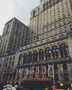 Toronto Fairmont Hotel #toronto #fairmonthotel #downtowntoronto