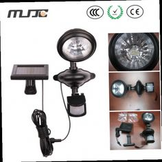 42.23$  Watch here - http://aliqro.worldwells.pw/go.php?t=32334826933 - MJJC 1PC ultra bright high power 0.2w Solar lamp Solar PIR wall light sensor light for outdoor activity lighting at night