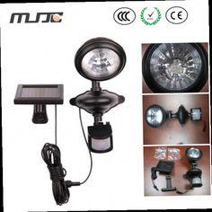 42.23$  Watch here - http://aliqro.worldwells.pw/go.php?t=32334826933 - MJJC 1PC ultra bright high power 0.2w Solar lamp Solar PIR wall light sensor light for outdoor activity lighting at night