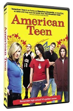 American Teen (2008) Poster