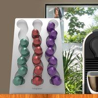 CapsuleZag - Nespresso Pod Holder by Holograme