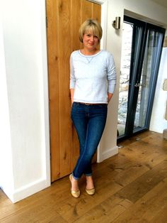 New Spring fashion for women over 40. Ideas for wearable fashion - Midlifechic is a life and style blog for women who are getting their groove back.