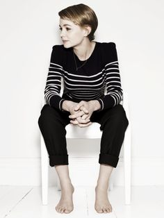 Carey Mulligan for Elle  Source: http://www.hdofblog.com/#