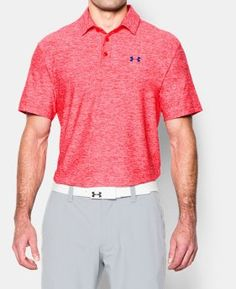 e0450268f405f0 Men s UA Playoff Polo Mens Golf Outfit