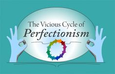 Vicious cycle of perfectionism | Repinned by Melissa K. Nicholson, LMSW http://www.adoptioncounselinggr.com