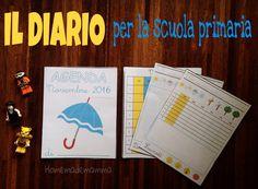 Il diario fai da te per la scuola primaria: novembre