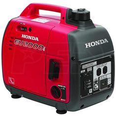 Buy Honda EU2000IA1 Today. Free Shipping. Tax-Free. Check the Honda EU2000i - 1600 Watt Portable Inverter Generator ratings before checking out.