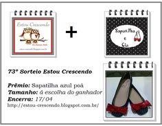 SORTEIO!! http://estou-crescendo.blogspot.com.br/2014/03/73-sorteio-estou-crescendo-sapatilha-e.html