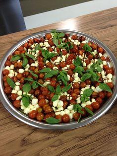 tomaatjes, mozzarella