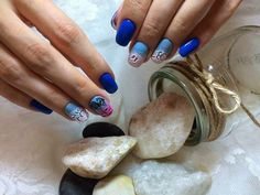 Summer mood ! Βy Nasia nails art.