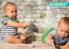 Bunniesjr, je beste maatjes! #children shoes