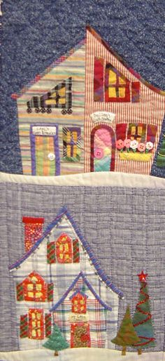 Welcome To The North Pole - quilting pattern