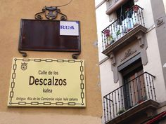 Adoquines y Losetas.: Calles