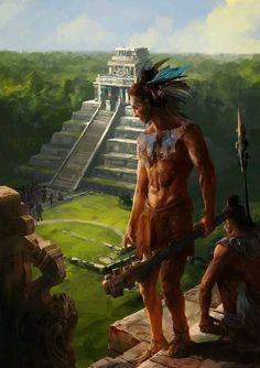 Evidence Of Anunnaki Ancient Aliens In The Bible & World History Explained Native Art, Native American Art, American History, American Symbols, European History, Inka Tattoo, Aztec Culture, Aztec Warrior, Art Vintage